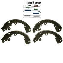 Dodge Dakota Brake shoe set w/ spring kit 2001-2011 REAR