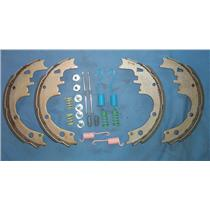 Brake kit Rear Dodge Dart Plym Valiant w/ 6 cylinder 1963-1976 Shoes, cyl & Kit