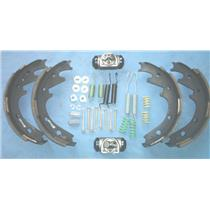Ford Bronco Brake kit rear 1969-1975  w/ HD 11 inch  shoes cylinders & springs