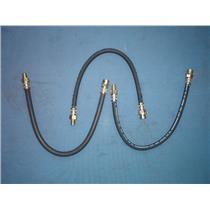 Chevrolet Brake hose 1937-1950 3 hoses Chevy   Made in USA