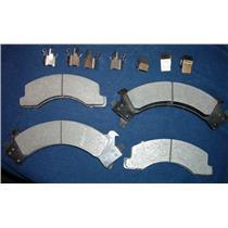 Isuzu NPR Brake pads with hardware 1988-1997 FRONT