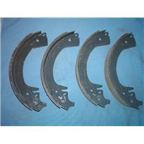 Brake shoes JEEP & WILLYS 1946-1964  front or rear