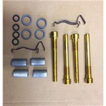 Camaro caliper bolt bushings & clips Camaro Firebird  1967-1981