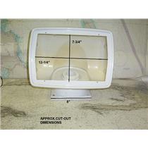 "Boaters' Resale Shop of TX 1710 2753.01 NAVPOD POWER POD 7-3/4"" x 12-1/4"" PRECUT"