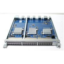Arista DCS-7500E-48S-LC 48 port 1/10GbE SFP+ wire-speed line card 7500E Series