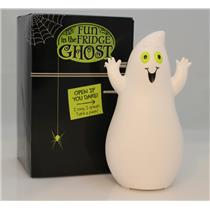 Hallmark Exclusive Magic Tabletop Deco 2011 Fun in the Fridge Ghost - #HGN5014
