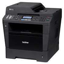 BROTHER MFC-8510DN LASER ALL IN ONE WARRANTY REFURBISHED WITH NEW DRUM AND TONER