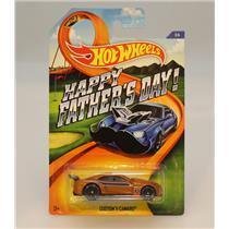 Hot Wheels CUSTOM '11 CAMARO - Happy Father's Day 2/4 - #HWFD11C
