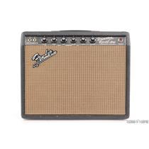 1967 Fender Princeton Reverb Blackface 1x10 Vintage Tube Guitar Amplifier #30405