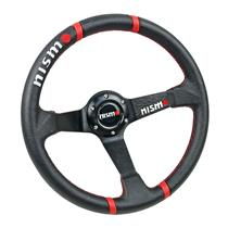 350mm PVC Leather Deep Dish Racing Steering Wheel Can Fits MOMO SPARCO OMP NISMO