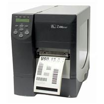 Zebra Z4M Plus Z4M00-2201-0020 TT/DT Barcode Printer (Parallel/Serial) 203DPI