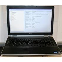 """Dell Latitude E6530 15.6"""" Core i5 3rd Gen 2.90Ghz 4GB 250GB Chrome OS Laptop"""