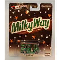 Hot Wheels BREAD BOX - MILKY WAY - Real Riders - #HWBBM