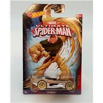Hot Wheels ETTORIUM - SAND MAN - ULTIMATE SPIDERMAN - 5/10 - #HWSME