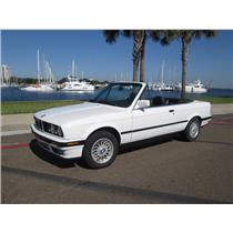 1992 BMW 325i E30 convertible 130k miles clea SOLD!!!