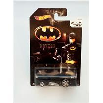 Hot Wheels BATMOBILE - 75TH ANNIVERSARY - DC COMICS BATMAN - 05/08 - #HWB75