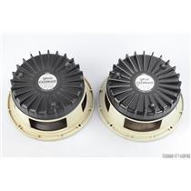 "Cetec Gauss 3181A & 3184B Loudspeaker Pair 10"" Pro Audio Speakers #30669"