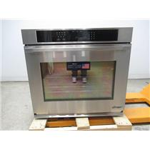 "DACOR 27"" 4.8 cu. ft. Total Capacity Electric Single Wall Oven SS RNO130PS"