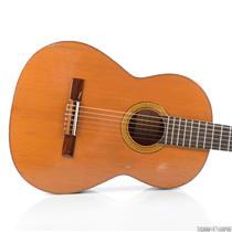 Paulino Bernabe Guitarra de Estudio Spanish Classical Nylon String Guitar #16608
