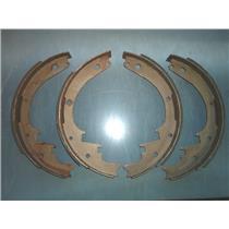 Drum Brake Shoe-Bonded Brake Shoe Front,Rear Bosch BS29