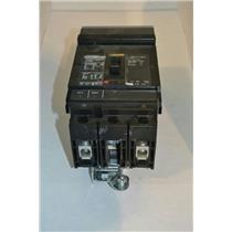 SQUARE D HJ060 POWERPACT CIRCUIT BREAKER, 45A, 600V, 2 POLE