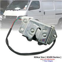 Rear Tailgate Door Lock Mechanism For Toyota Hiace H100 Series Van 1989-04