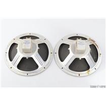 """12"""" Utah Alnico Speaker Pair Special Design for Wurlitzer #30771"""