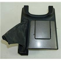 06-08 Lexus IS250 IS350 Front Center Console Cup Holder w/ Brake Cover Manual