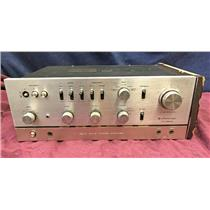 Kenwood Solid State Stereo Amplifier K-8004