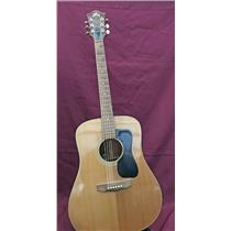 Guild 6 String D35 Acoustic Guitar 1985 with added B-Band Pickup