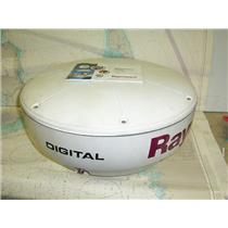 "Boaters' Resale Shop of TX 1711 2542.01 RAYMARINE RD418D DIGITAL 4KW 18"" RADOME"