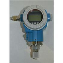 ENDRESS HAUSER CERABAR S PMC71-2ECR8/0 PRESSURE TRANSMITTER, -40...40 inH2O