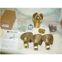 Boaters' Resale Shop of TX 1712 0275.02 FLEXOFOLD 1511-3R/16-1-3 BLADE PROP