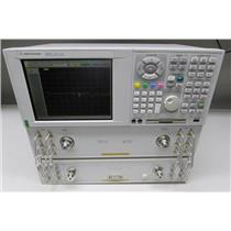 Agilent E8362A PNA Series Network Analyzer, 45 MHz to 20 GHz w/ N4419B S-Parm