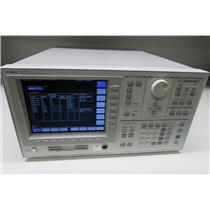 Agilent HP 4155C Semiconductor Parameter Analyzer w/ 16442A