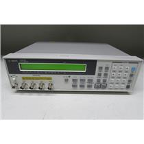 Agilent 4263B LCR Meter 100Hz to 100kHz w/ opt 001, 002