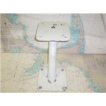 "Boaters' Resale Shop of TX 1710 2771.14 LEANING 10"" RADAR MOUNTING PEDESTAL"