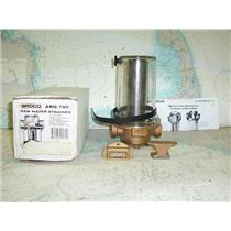 Boaters' Resale Shop of TX 1712 0275.22 GROCO ARG-750 RAW WATER STRAINER-3/4""