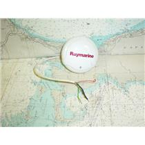 Boaters' Resale Shop of TX 1710 2771.32 RAYMARINE RAYSTAR 125 GPS ANTENNA, CABLE