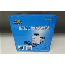 Philmore Model 48-1205 Variac 500VA Variable Ac Transformer