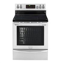 "Frigidaire Gallery 30"" Smudge-Proof SS Convection Induction Range FGIF3061NF"