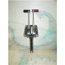 Boaters' Resale Shop of TX 1711 1721.12  DOUBLE LEVER ENGINE CONTROL ASSEMBLY