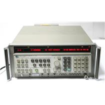 HP Agilent 8341A Synthesized Sweeper 10MHz to 20GHz with OPT 001 007