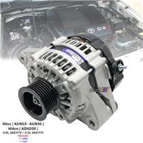 100A Alternator For Toyota Hilux VIGO D4D KUN16 KUN26 1KD-FTV 2KD-FTV 2005-14