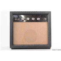 "1965 Danelectro DM10 5W 1x8"" Tube Combo Guitar Amplifier DM 10 Amp Jensen #30839"