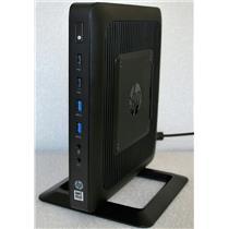HP t620 Thin Client Smart Zero AMD GX-217GA 1.65GHz 16GB SSD 4GB F5A52A#ABA Used