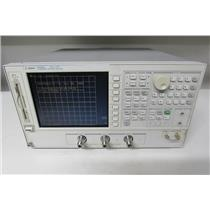 Agilent HP 8753E Network Analyzer, 30 kHz to 6 GHz w/ Opt 1D5 , 006, 010, H39