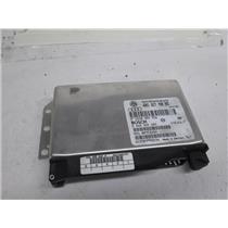 Volkswagen Audi TCM transmission control module 4B0927156BS 0260002585