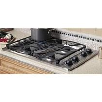 """Dacor 30"""" 4 Burner Smart Flame Stainless Steel Natural Gas Cooktop PGM3041SNG"""