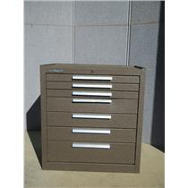 Kennedy - 7 Drawer Steel Roller Cabinet  Model  277XB